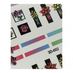 AnnaTkacheva,3D-слайдерCrystal№602 «Цветы. Геометрия» Anna Tkacheva