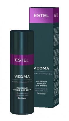 ESTEL PROFESSIONAL Эликсир масляный для волос / VEDMA 50 мл