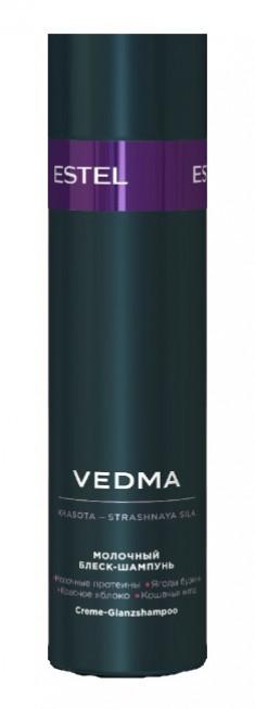 ESTEL PROFESSIONAL Шампунь-блеск молочный для волос / VEDMA 250 мл