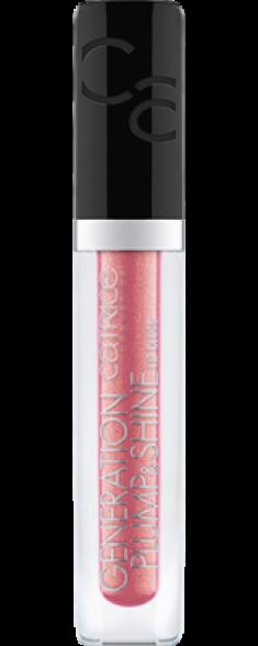 Блеск для губ CATRICE Generation Plump & Shine Lip Gloss 050 Pink Topaz