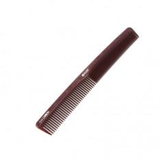 Dewal, Расческа Carbon Brawn, коричневая, 18 см
