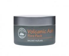 SECRET NATURE Маска очищающая для лица с вулканическим пеплом 100 г