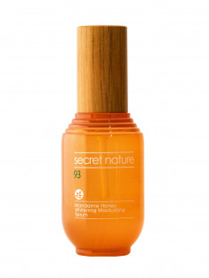 SECRET NATURE Сыворотка придающая сияние с мандарином и медом 53 мл