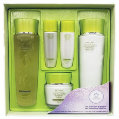 W Clinic Aloe Full Water Activating Skin  Kit Set 3W CLINIC