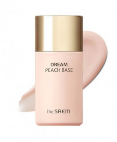 База под макияж THE SAEM Dream Peach Base 30мл