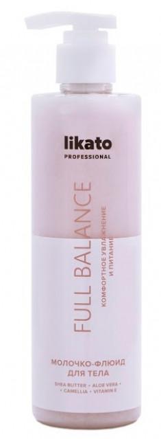 LIKATO PROFESSIONAL Молочко-флюид для тела / FULL BALANCE 250 мл
