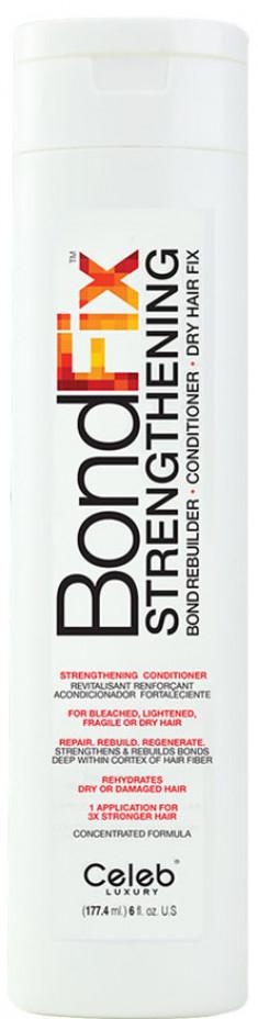 CELEB LUXURY Кондиционер восстанавливающий / BondFix Strengthening Conditioner 177 мл