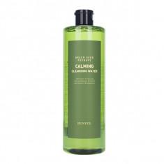 успокаивающая мицеллярная вода с экстрактами зеленых плодов eunyul green seed therapy calming cleansing water