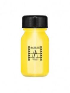 Кремовая краска для лица и тела Make-Up Atelier Paris AQOR золотой