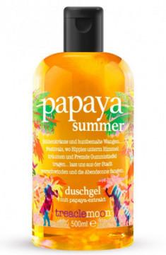 Гель для душа летняя папайя Treaclemoon Papaya Summer Bath & Shower Gel 500 мл