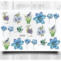 AnnaTkacheva,3D-слайдер№309 «Цветы. Цветочки» Anna Tkacheva