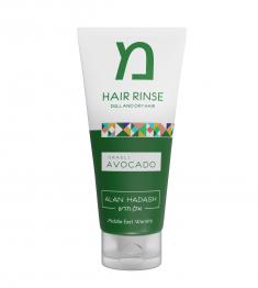 ALAN HADASH Кондиционер для тусклых, сухих, безжизненных волос / Israeli Avocado 200 мл