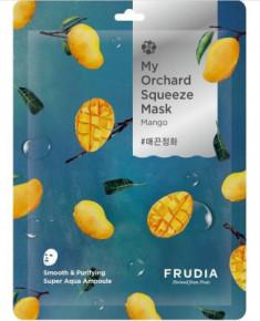 Тканевая маска с манго Frudia My Orchard Squeeze Mask Mango 20 мл