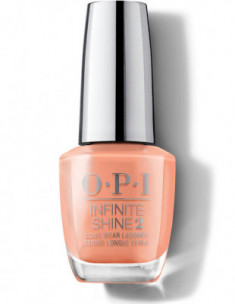 Лак с преимуществом геля OPI INFINITE SHINE Coral ing Your Spirit Animal ISLM88 15 мл