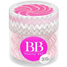 Резинка для волос Розовая лента Beauty Bar