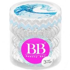 Резинка для волос Прозрачный Beauty Bar