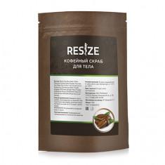 Resize, Кофейный скраб для тела, 100 г