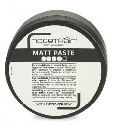 TOGETHAIR Воск сильной фиксации с матирующим эффектом для укладки волос / Finish Concept Matt Paste 100 мл