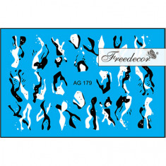 Freedecor, Слайдер-дизайн «Аэрография» №179