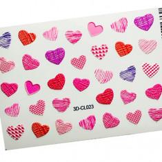 AnnaTkacheva,3D-стикерCL№023 «Сердце. Любовь» Anna Tkacheva