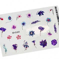 AnnaTkacheva,3D-стикерCL№043 «Цветы. Весна» Anna Tkacheva