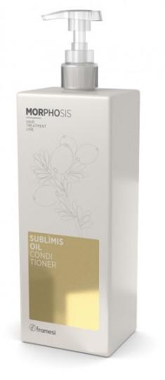 FRAMESI Кондиционер на основе арганового масла для волос / MORPHOSIS SUBLIMIS OIL CONDITIONER 1000 мл