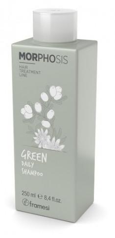 FRAMESI Био-шампунь для ежедневного применения / GREEN DAILY SHAMPOO 250 мл