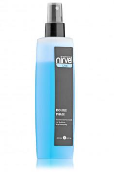 NIRVEL PROFESSIONAL Лосьон-спрей двухфазный несмываемый / DOUBLE PHASE 250 мл