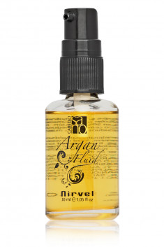 NIRVEL PROFESSIONAL Флюид с маслом арганы для волос / ARGAN FLUID 30 мл