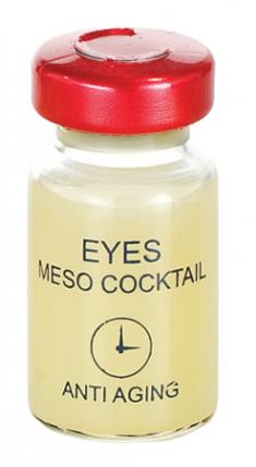HIKARI LABORATORIES Мезо-коктейль для комплексного ухода за кожей вокруг глаз / Eyes Meso-cocktail 8 мл