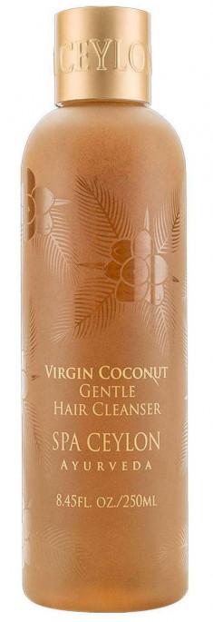 SPA CEYLON Шампунь очищающий мягкий для волос Чистый кокос 250 мл