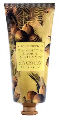 SPA CEYLON Крем интенсивный ночной для рук Чистый кокос 100 г