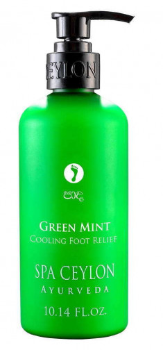 SPA CEYLON Бальзам охлаждающий для ног Зеленая мята 300 г