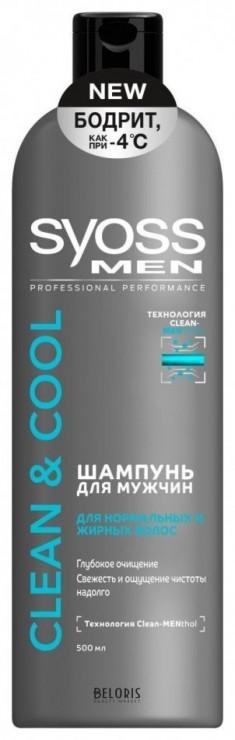Шампунь для волос Syoss
