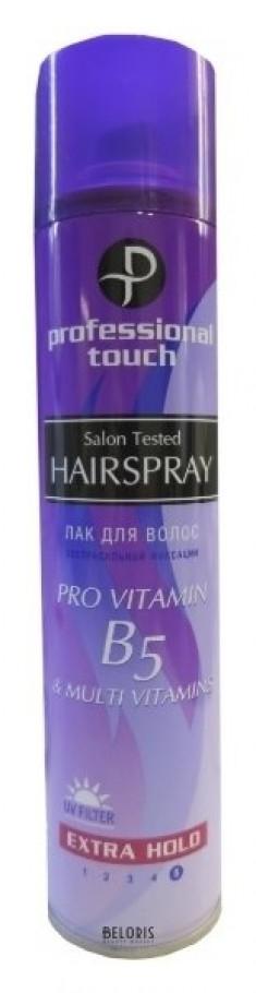 Лак для волос PROFESSIONAL TOUCH