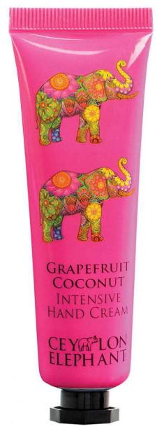 SPA CEYLON Крем интенсивный для рук Цейлонский слон, грейпфрут и кокос 30 г