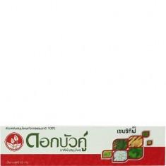 Зубная паста Для чувствительных зубов с травами Twin Lotus