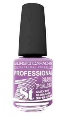 GIORGIO CAPACHINI 31 лак для ногтей, нежный гиацинт / 1-st Professional 16 мл