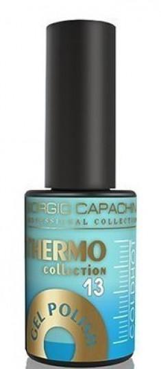 GIORGIO CAPACHINI 13 гель-лак трехфазный для ногтей / Thermo 7 мл