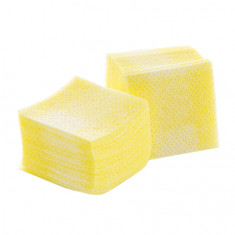 IRISK, Салфетки безворсовые, спанлейс, желтые, 750 шт.