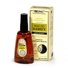 DNC, Масло каяпут для волос, 55 мл