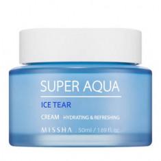 Missha, Крем для лица Super Aqua Ice Tear, 50 мл