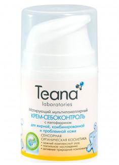 Крем-себоконтроль для лица TEANA