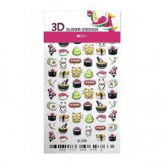 Milv, 3D-слайдер B298