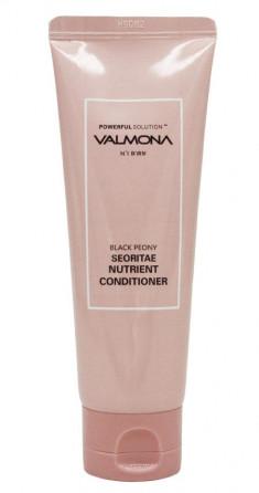 EVAS Кондиционер для волос Черный пион - бобы / VALMONA Black Peony Seoritae Nutrient Conditioner 100 мл