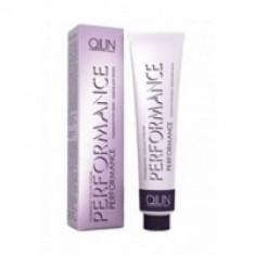 Ollin Professional Performance - Перманентная крем-краска для волос, 9-5 блондин махагоновый, 60 мл.