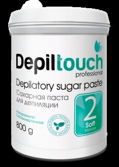DEPILTOUCH PROFESSIONAL Паста сахарная мягкая / Depiltouch professional 800 г