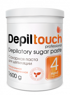 DEPILTOUCH PROFESSIONAL Паста сахарная плотная / Depiltouch professional 1600 г