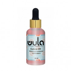 WULA Nailsoul, Масло для кутикулы «Грейпфрут», 30 мл