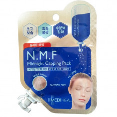 маска ночная для лица с n.m.f. mediheal n.m.f midnight capping pack